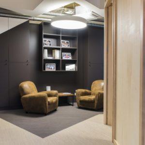 La Maison LeComte : architecture d'intérieur et design