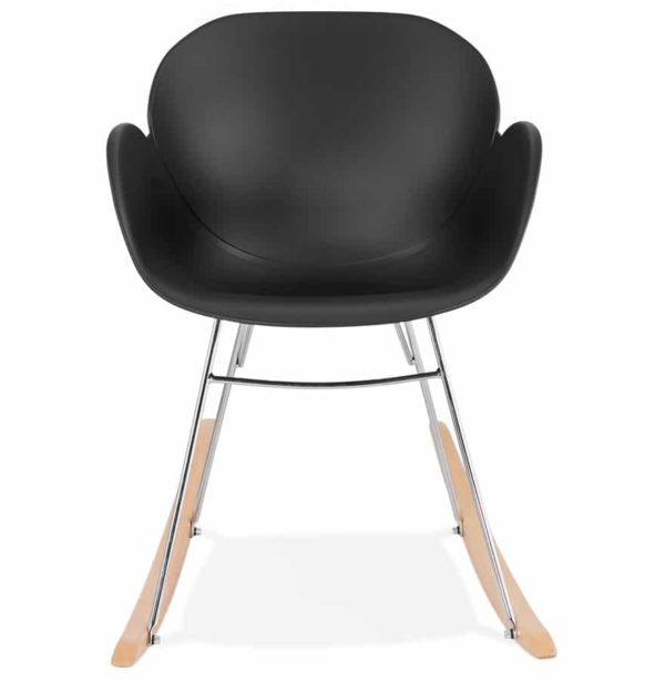 Chaise-à-bascule-design-´BASKUL´-noire-en-matière-plastique-1