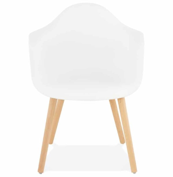 Chaise-avec-accoudoirs-´OLIVIA´-blanche-style-scandinave-1