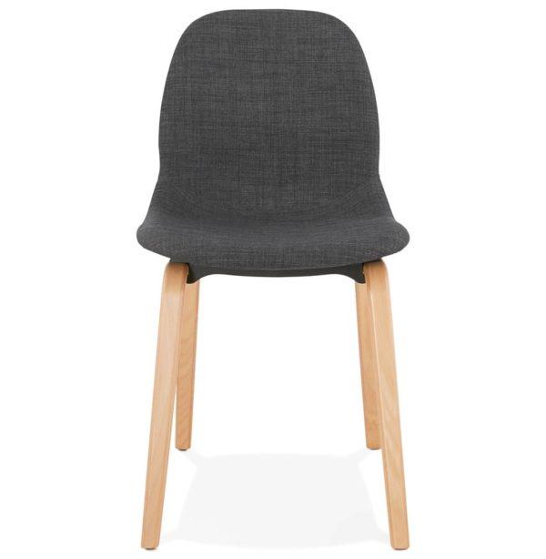 Chaise-de-salle-à-manger-´CELTIK´-en-tissu-gris-style-scandinave-1