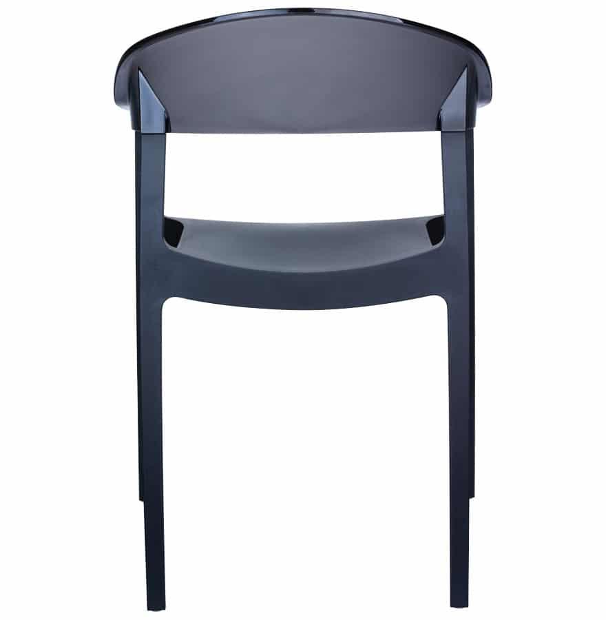 Chaise-design-´EMA´-noir-en-matière-plastique-1