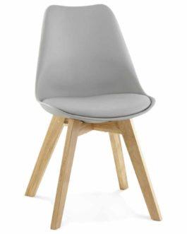 Chaise moderne ´TEKI´ grise