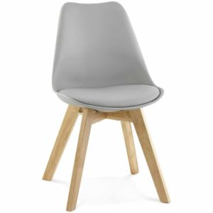 Chaise moderne ´TEKI´ grise 300x300 - Chaise moderne ´TEKI´ grise