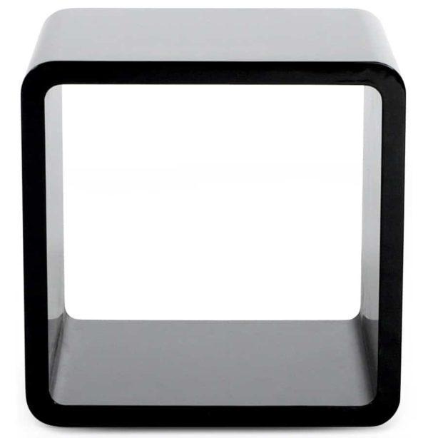 Cube-de-rangement-´KUBIC´-noir-empilable-1