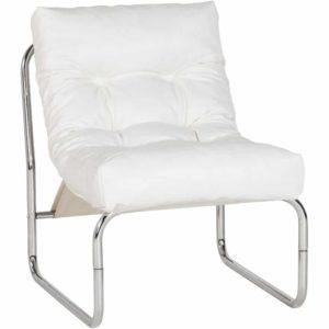 Fauteuil lounge ´LOFT´ blanc