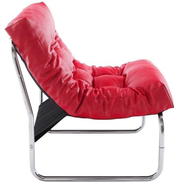 Fauteuil-lounge-´LOFT´-rouge-1