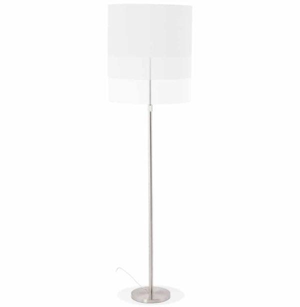 Lampadaire-design-´LIVING-BIG´-blanc-réglable-en-hauteur-1