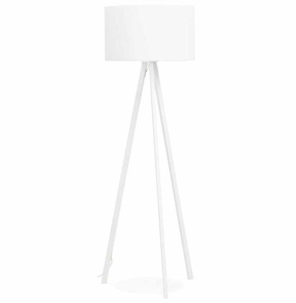 Lampadaire-trépied-´SPRING´-avec-abat-jour-blanc-et-3-pieds-blancs-1