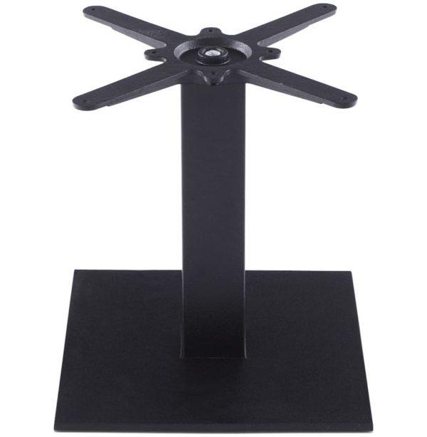 Pied-de-table-´NERO´-45-noir-en-métal-1