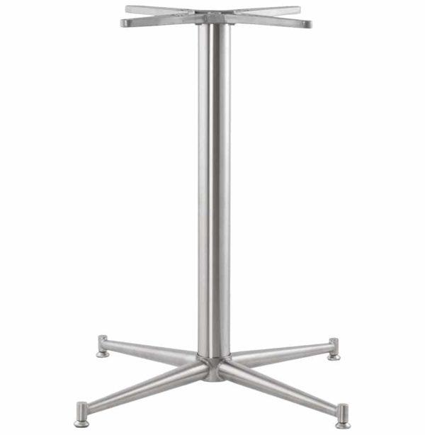 Pied-de-table-´TARGET´-75-en-acier-inoxydable-1