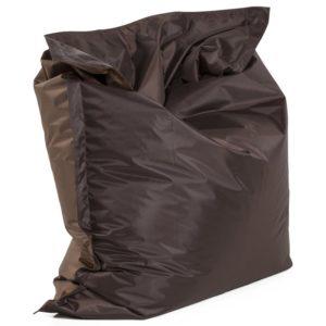 Pouf géant ´LAZY´ brunbrun 180x140cm 300x300 - Pouf géant ´LAZY´ brun/brun 180x140cm
