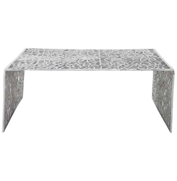 Table-basse-de-salon-´ARANEA´-en-aluminium-1