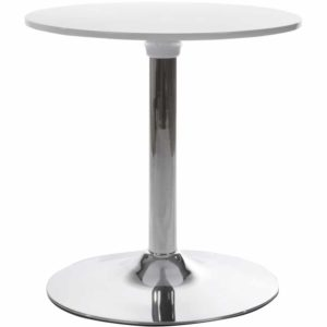 Table d´appoint ´SATURN´ blanche design pour coin bar lounge 300x300 - Table d´appoint ´SATURN´ blanche design pour coin bar lounge