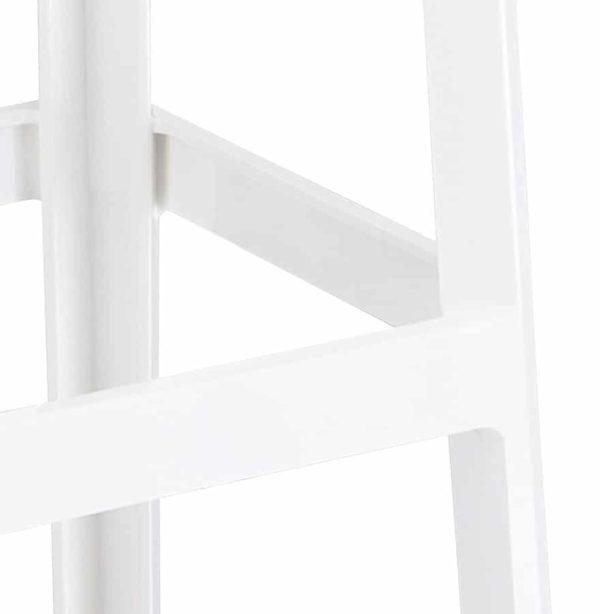Tabouret-de-bar-´LENO´-blanc-en-matière-plastique-1