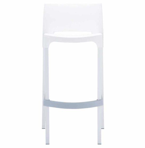 Tabouret-de-bar-´MATY´-blanc-empilable-extérieur-et-intérieur-1