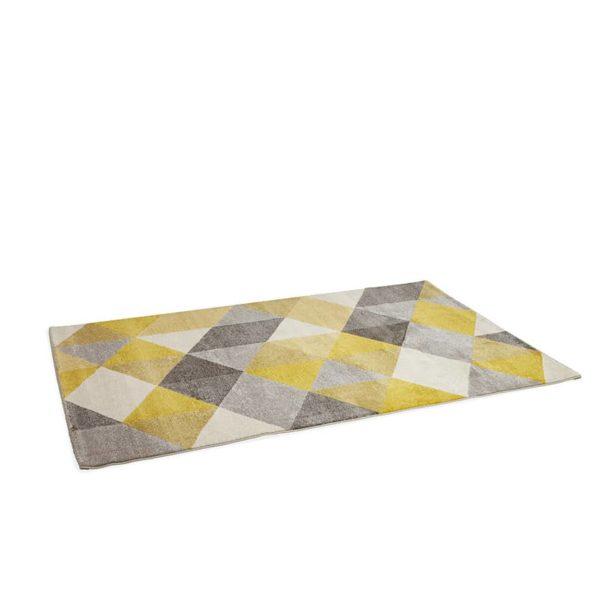 Tapis-design-´GRAFIK´-160230-cm-avec-motifs-graphiques-jaunes-1