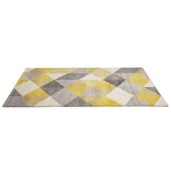Tapis-design-´GRAFIK´-160230-cm-avec-motifs-graphiques-jaunes-2