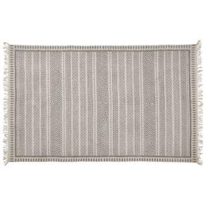 Tapis design style berbère ´NAVY´ 160x230 cm gris 300x300 - Décoration pas chère et moderne