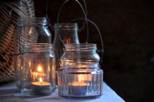Des idées lumineuses pour la décoration de mariage