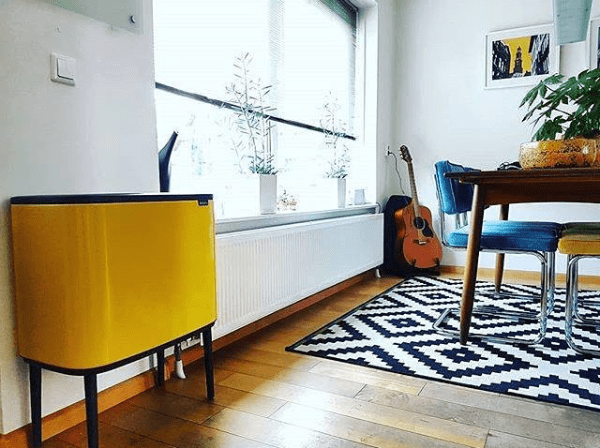 poubelle bo brabantia - Une touche design pour votre cuisine