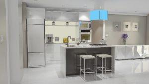 Une touche design pour votre cuisine