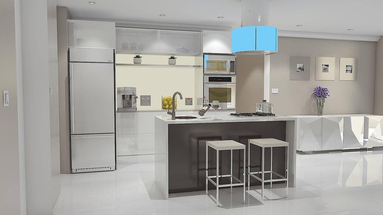 poubelle cuisine design - Une touche design pour votre cuisine