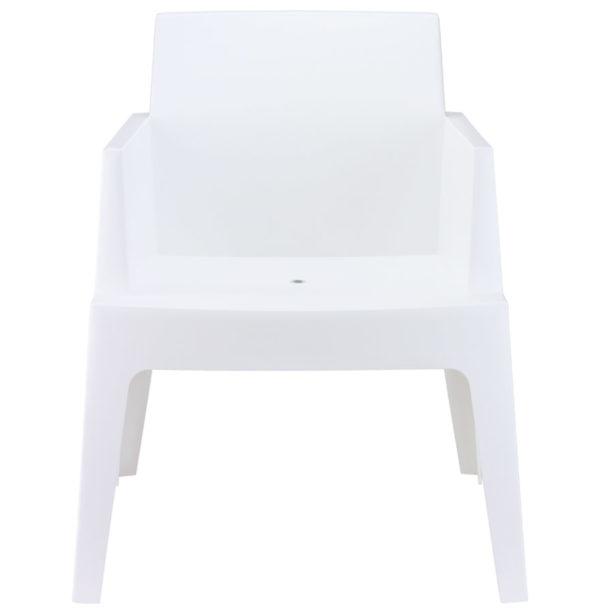 Chaise-design-´PLEMO´-blanche-en-matière-plastique-2