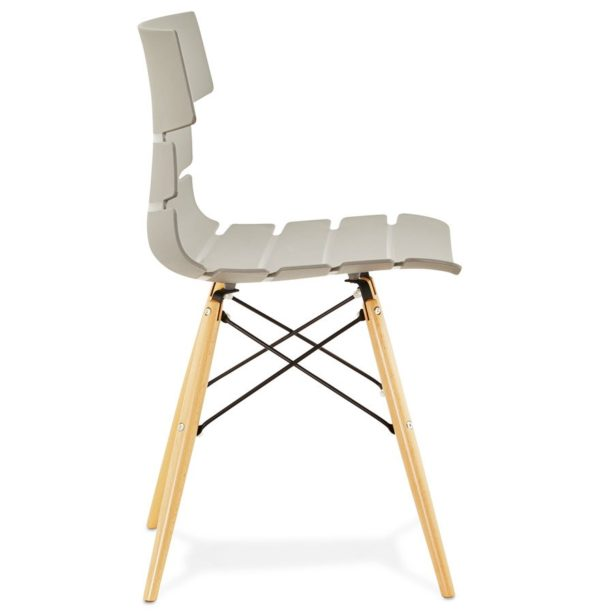 Chaise-moderne-´SOFY´-grise-style-scandinave-2