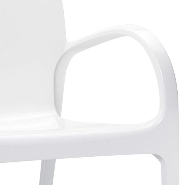 Chaise-moderne-´YING´-blanche-en-matière-plastique-2