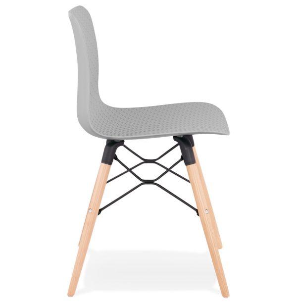 Chaise-scandinave-´TONIC´-grise-design-2
