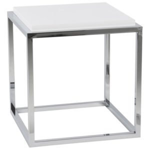 Cube de rangement ´MULTY´ blanc empilable
