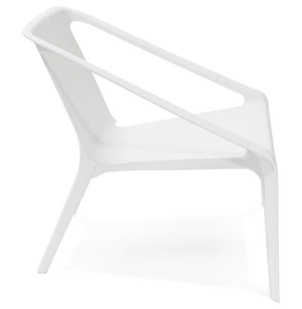 Fauteuil-lounge-de-jardin-´SUNNY´-blanc-en-matière-plastique-2
