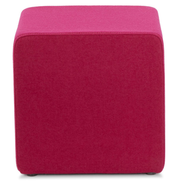 Petit-pouf-´CAYOU´-en-forme-de-cube-en-tissu-rose-2