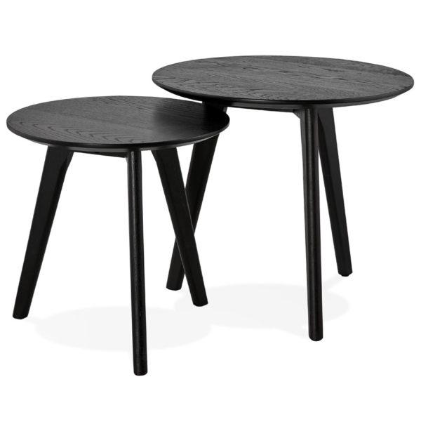 Tables-gigognes-ronde-´GABY´-noires-2