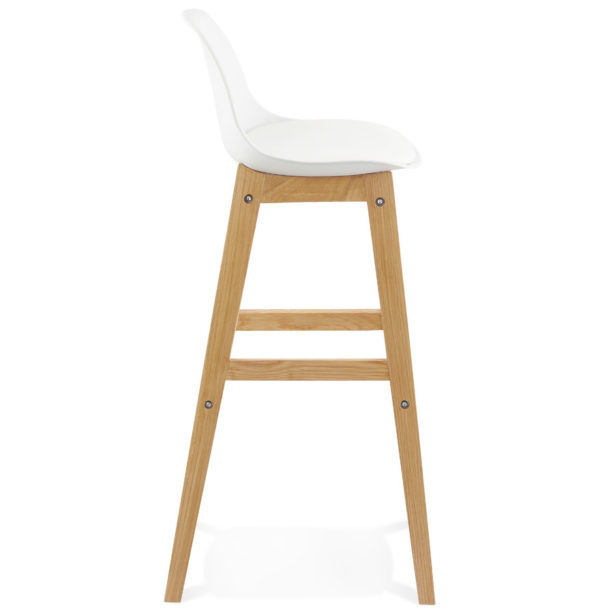 Tabouret-de-bar-´KIKO´-blanc-style-scandinave-2