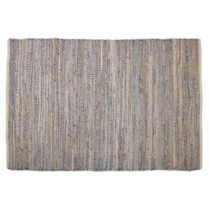 Tapis design ´WALY´ 160x230 cm en jeans