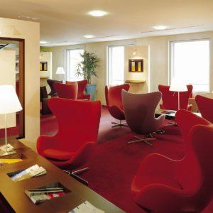 Fauteuil Oeuf du designer Arne Jacobsen - Coup de coeur