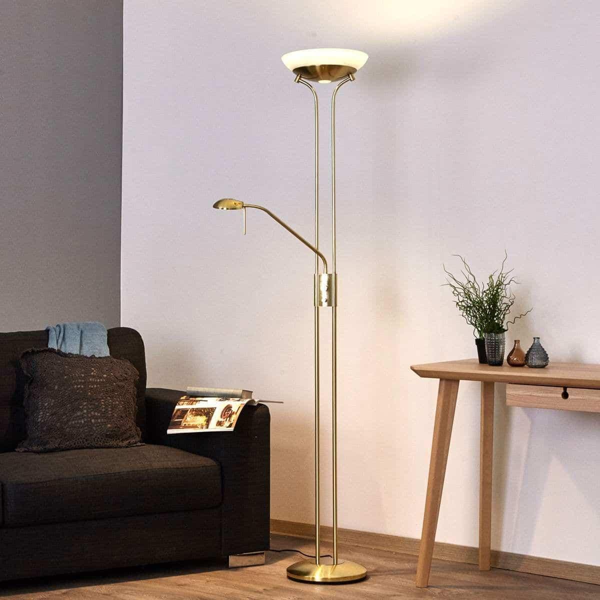 lampadaire liseuse interieur design