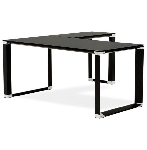 Bureau-d´angle-design-´XLINE´-en-verre-noir-angle-au-choix-2