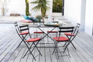 Comment choisir son salon de jardin pour l'été, avec Fermob?