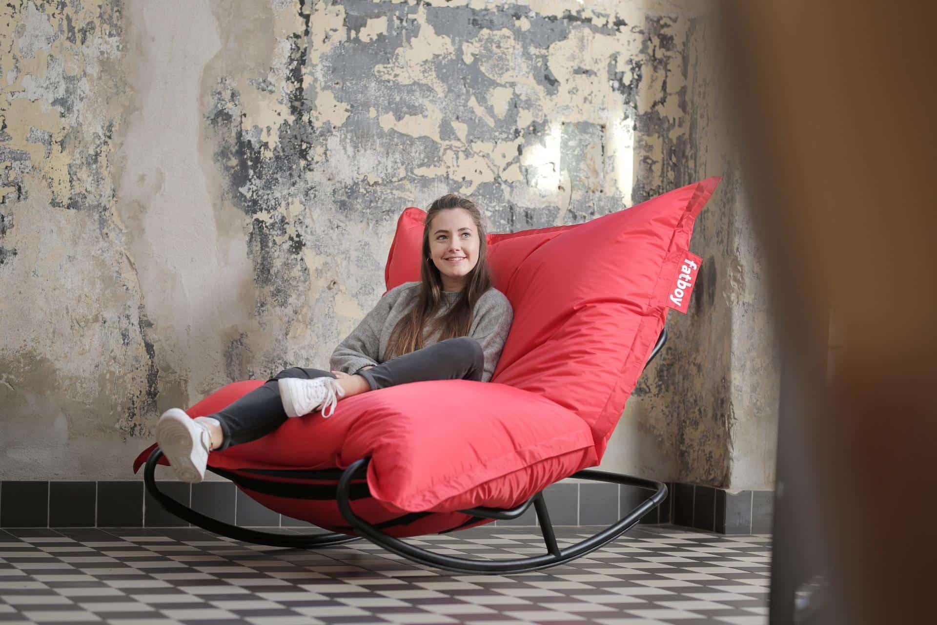 pouf geant fatboy fauteuil design