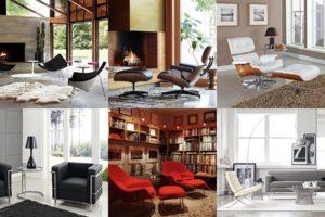 Reproductions de fauteuils de designers – coup de cœur !