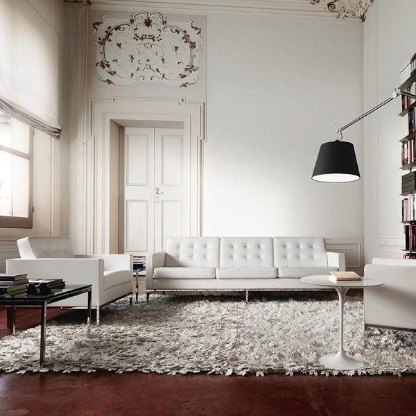 replique fauteuil design blanc