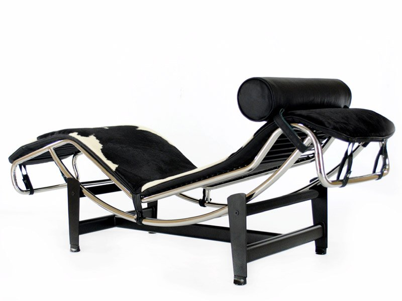 Chaise longue Le Corbusier LC4 4