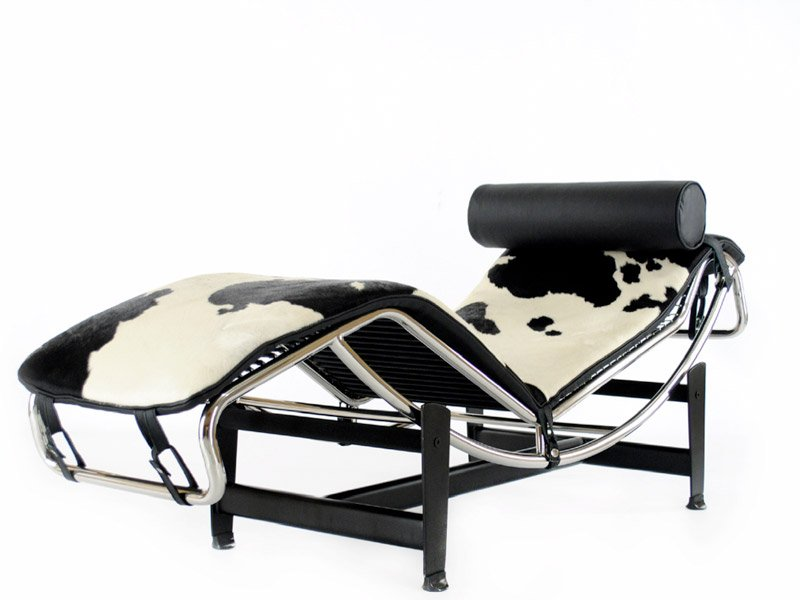 Chaise longue Le Corbusier LC4 5