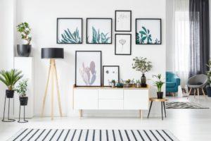 Comment décorer et dynamiser vos murs intérieurs?
