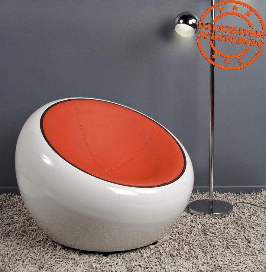 fauteuil boule design pas cher