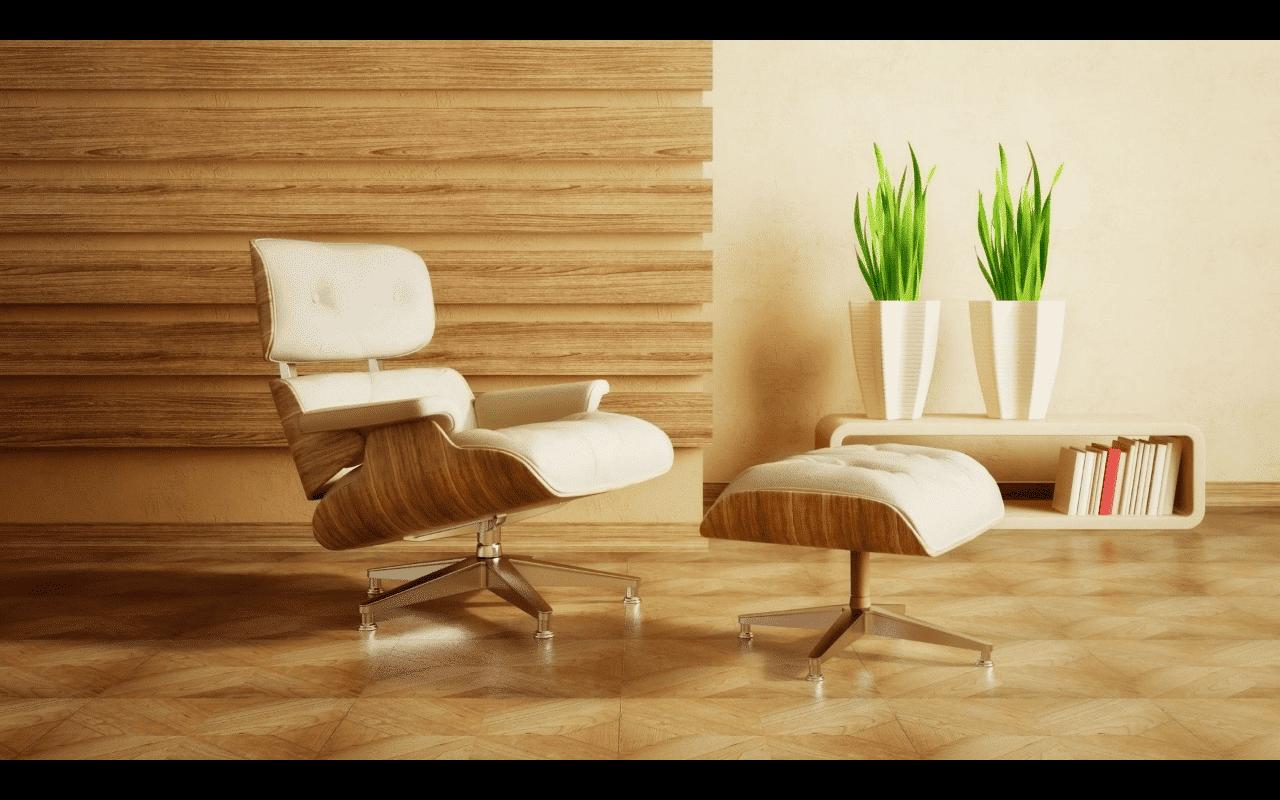 Reproduction fauteuil Eames Lounge – Coup de cœur