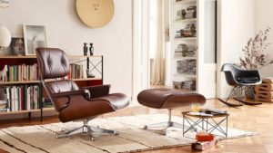 Read more about the article Reproduction fauteuil Eames Lounge, réédition Vitra – Coup de cœur