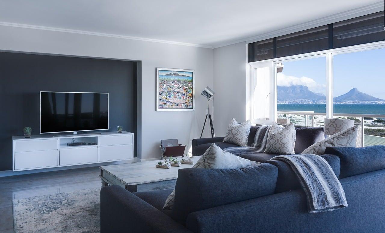 Comment réussir une décoration minimaliste du salon?